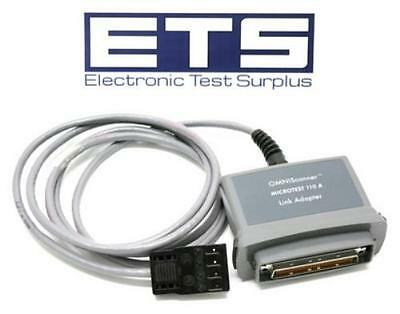 Microtest OMNIScanner Microtest 110 A Link Adapter 2950-2367-01