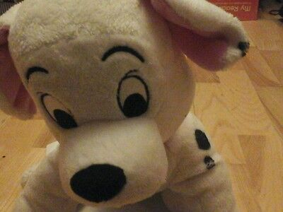 Disney Store Exclusive lucky ~ 101 Dalmations Puppy Dog Soft Plush Toy