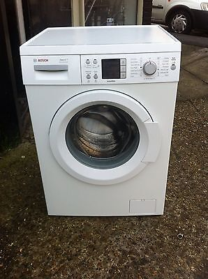 Bosch Verioperfect Exxcell 7 Digital 1200 Spin Washing Machine Mint Tn6