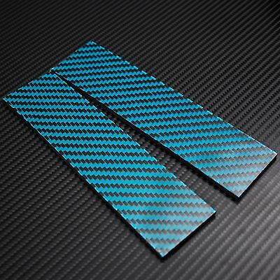 Blue Carbon Knife Scales
