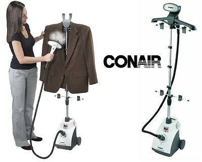 Conair Garment Extreme Steamer Fabric Steam Clothes Laundry Wrinkle Hanger Iron