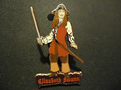 Disney Dsf Pirates Of The Caribbean Movie Trilogy Elizabeth Swann Pin Le 300