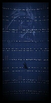"""Marko Manev """"Defiance"""" Star Wars Giclee Poster 12 x 24 inches  S/N edition of 40"""