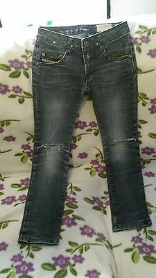 Superbe JEAN Diesel fille état neuf - taille 10 ans