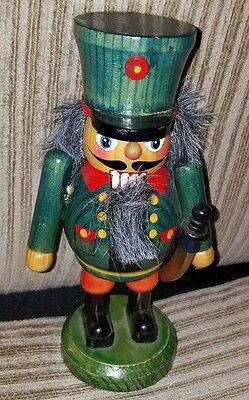 "Nutcracker 5.5"" Tall Soldier with sword"