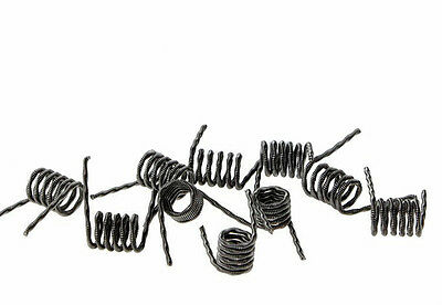 KA1 Fused Clapton Coils - 10 Pack - Boxed