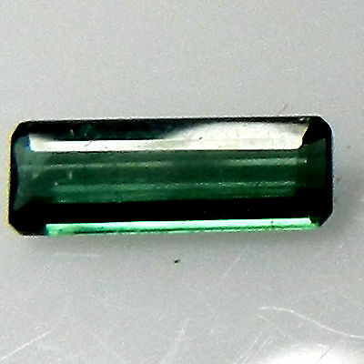 0.78cts Amazing luster beautiful color  blue Green Tourmaline