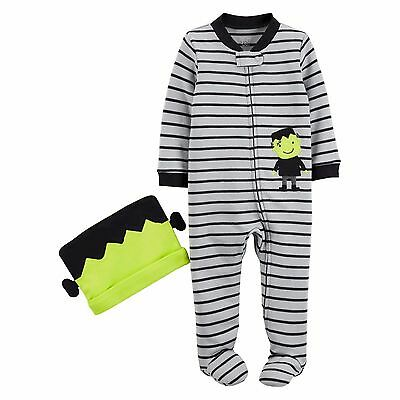 New Just One YouMade by Carter's Baby Boys' Monster Sleep N' Play and Hat Set