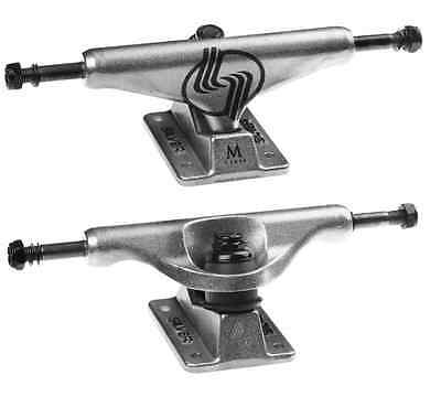 Silver M-Class Polished Silver Skateboard Trucks Free Delivery Australia