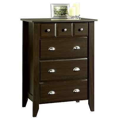 Child Craft Ready-to-Assemble 4-Drawer Chest, Jamocha