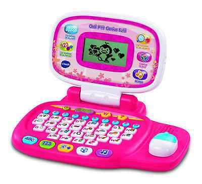 VTech Tote and Go Laptop Pink (French Version)