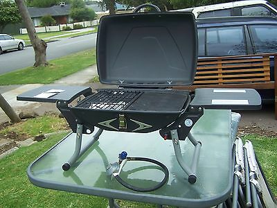 Coolabah portable BBQ barbecue: as new! MELB.