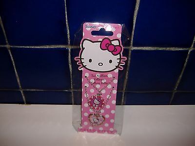 Two Hello Kitty necklaces BNIW