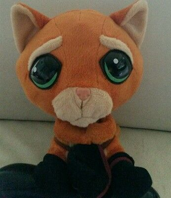 Puss in Boots From Shrek plush soft toy 9 inch NEW