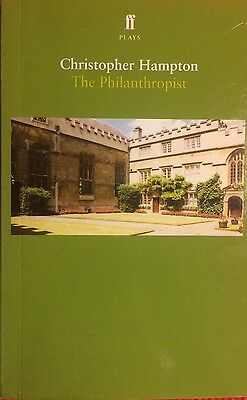 Signed Playbook The Philanthropist Simon Russell Beale & Full Cast