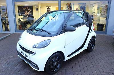 Smart Car Fortwo Coupe GRANDSTYLE EDITION