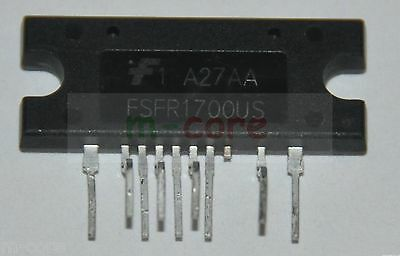 FSFR1700US IC POWER SWITCH 9-SIP 1pc or 2pcs g6