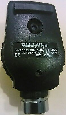 11720 Welch Allyn 3.5 V Coaxial Ophthalmoscope  Head Only