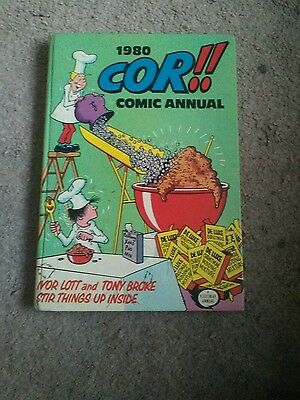 Vintage Cor Annual 1980