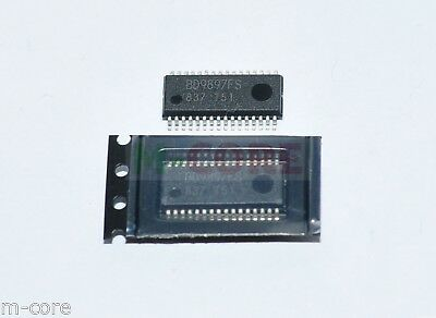 BD9897FS SSOP-32 LCD CCFL Backlight Controller 1pc, 2pcs or 5pcs - NEW