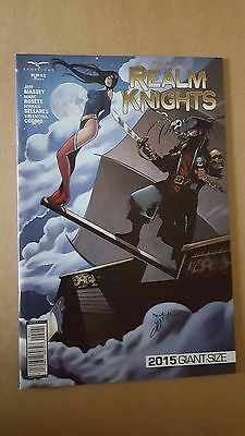 Grimm Fairy Tales Presents: Realm Knights #2015 Giant-Size - Cover B
