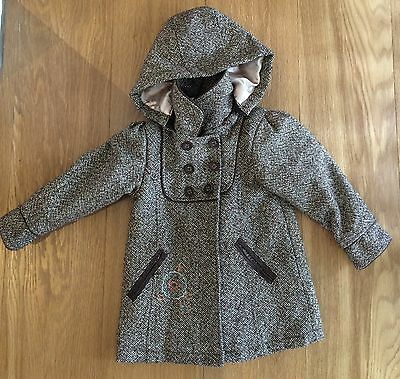 In Great Condition Orchestra Winter Coat For Girls Size 3 Years