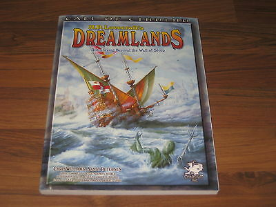 Call of Cthulhu Dreamlands Sourcebook SC Chaosium Inc. New 2012