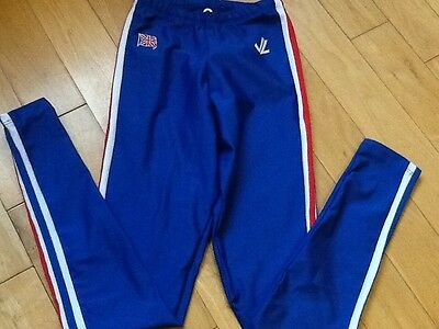New GB rowing team leggings JL size small