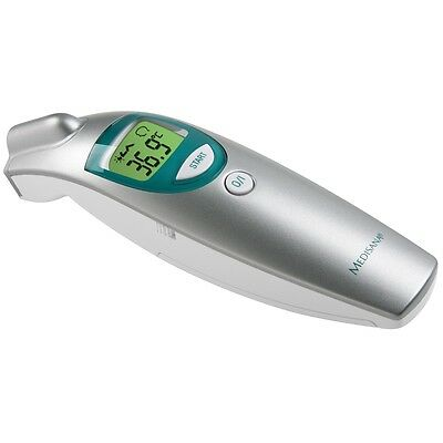 #sNEW Medisana Infrared Digital Temperature Thermometer FTN for Body and Objects
