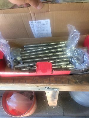 """Hilti KB3 Expansion Anchor - 304 S.S. - 5/8"""" x 8-1/2"""" - 282563- Box of 15"""
