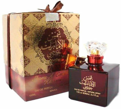Shams Al Emarat Khususi By Ard Al Zaafaran 100ml (Warm/Spicy/Arabaian Oud/Musk)