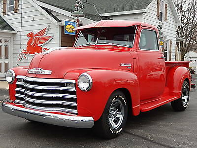 1950 Chevrolet Other 3100 Deluxe 5-Window Pickup Truck 1950 50 Chevy 3100 Deluxe 5-Window * 235 6-Cylinder Manual * Chrome * Restored