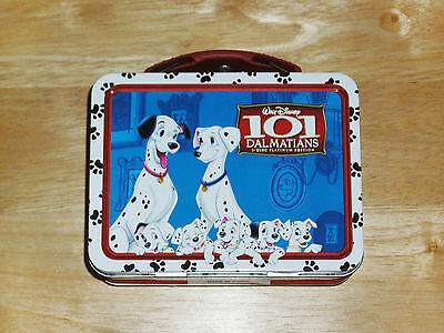 Disney's 101 Dalmatians MINI Lunchbox Tin **Never Used, No Packaging**