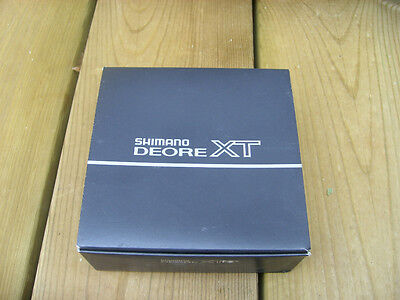 Nos Shimano Deore Xt 8 Speed Cassette, Cs-M737, 11-28,  Brand New In Box