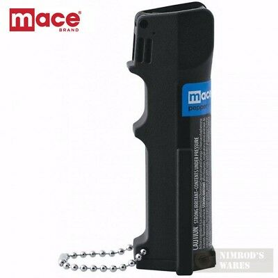 Mace 80112 Triple Action Pepper Spray 18g Police Model NEW FAST SHIP