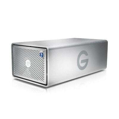 G-Technology G-RAID 0G04086 8TB External Hard Drive