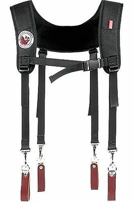 Toolbelt Suspender Stronghold Lights Open Box Occidental Leather 1546