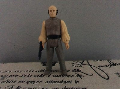 Vintage Star Wars Figure Lobot Complete With Weapon