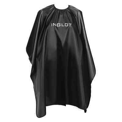 INGLOT Makeup Cape Apron Cover Black with INGLOT Logo   100% Authentic Stylish