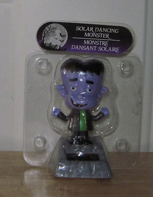 One Solar Dancing Monster - Works with Sunlight or Artificial Light