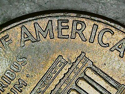 """1996 Double """"of America"""",  Lincoln Cent , EF"""