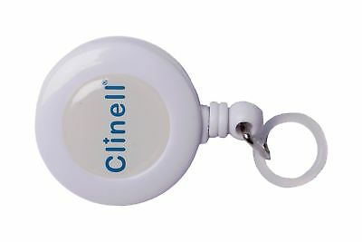 Clinell Retractable Clip Suitable For Alcohol Hand Sanitiser Gel 50/100ml