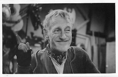 Authentic Signed Rare Wilfrid Brambell Official Card Steptoe + Son..real Sig.coa