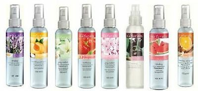 AVON NATURALS FRAGRANCE SPRITZ - Freshening HOME BODY and CLOTHES SPRAY