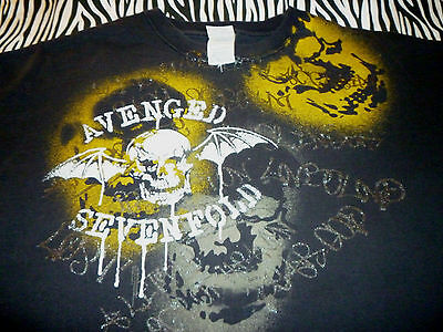 Avenged Sevenfold Shirt ( Used Size XL )  Good Condition!!!