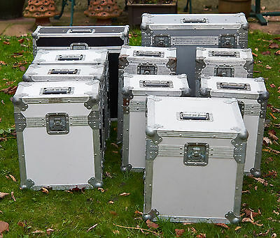 Small / Medium Flight Cases - Choose size