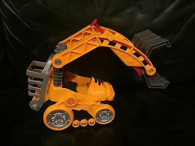 Rescue Heroes EMV Fisher Price 77013 Construction Truck Fun toy!