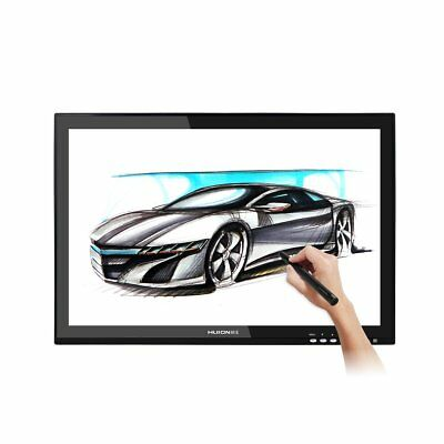 "Professional Digital Pen 19"" Drawing Tablette Graphique Monitor Display EU Stock"