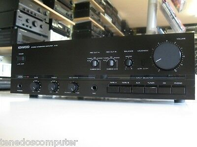 Kenwood Stereo Integrated Amplifier  A-5X