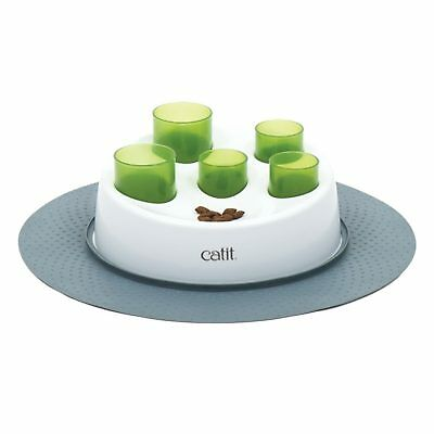 Catit 2.0 Senses Food Digger Cat Treat Interactive Feeder Clever Feline Kitten